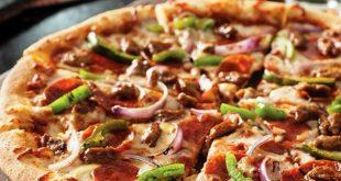 صور عمل البيتزا , طريقة طهى البيتزا
