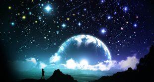 صور تفسير حلم النجوم المضيئه , رؤية النجوم المنورة فى المنام