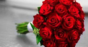 صور بوكيه ورد احمر , واو ماجمل هذه الورود الرائعه