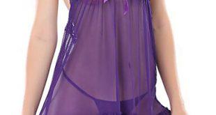 بالصور ملابس نوم نسائية , لباس نسائي للنوم انيق وجميل 3556 10 310x165