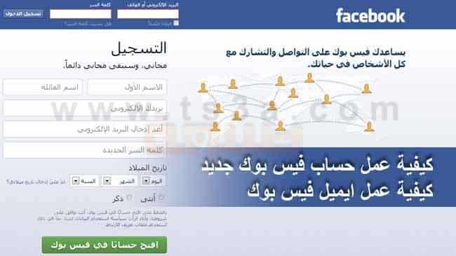 صورة كيف اعمل فيس بوك , اليكم خطوات عمل الفيس بوك