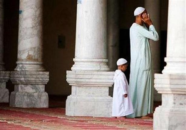 صور رؤية شخص يصلي في المنام , تفسير حلم من يصلي في المنام