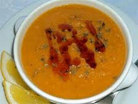 صور طريقة العدس الاحمر , ما اجمل طعم العدس الاحمر المطبوخ