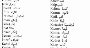 صور كلمات عربية , اللغه العربية لغتنا الجميله