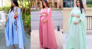 صور ملابس حوامل , كيفيه اختيار الملابس التى تناسب المراة الحامل
