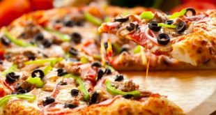 صورة كيفية تحضير البيتزا , وصفه سهله لاعداد البيتزا