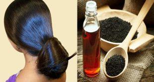 صورة فوائد زيت حبة البركة للشعر , مميزات زيت الحبه السوداء على الشعر