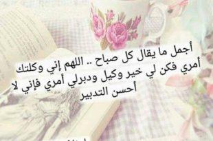 صور عبارات عن الصباح , مقولات صباحيه رقيقه