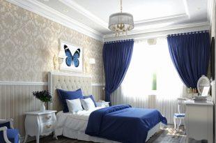 صورة ستائر غرف نوم , موديلات وتصميمات ستائر لاوض النوم