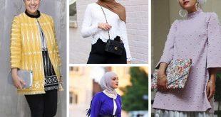 صور موضة الحجاب , فاشن لبس محجبات