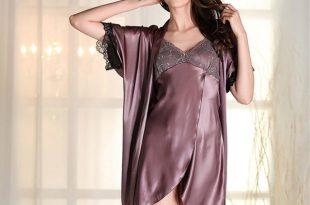 صورة قمصان نوم حريمي , ثياب لانجري للنساء