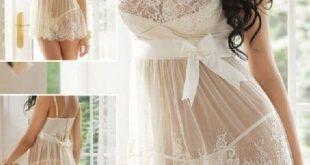 صور قمصان نوم للعرايس , فاشون لانجريهات للعروس
