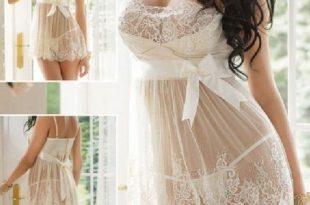 صورة قمصان نوم للعرايس , فاشون لانجريهات للعروس