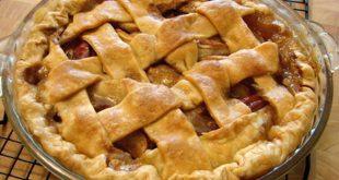 صور طريقة عمل فطيرة التفاح , اعداد كعكة التفاح بسهوله