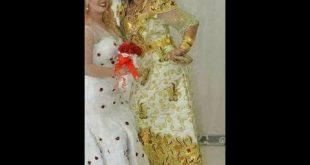 صور فصالات دشاديش تطعيم فيس بوك , خياطات قنادر مطرزه