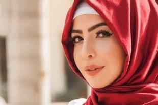 صورة محجبات كيوت , اجمل طلات المحجبه الرقيقه