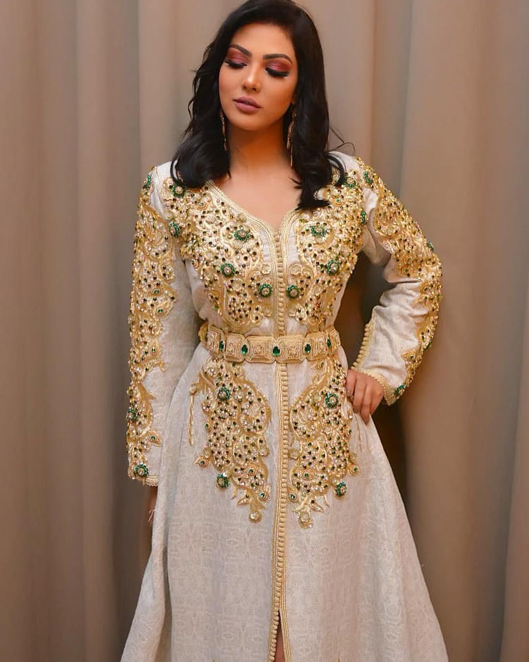 صورة صور قفطان مغربي , ستايلات لبس المغرب