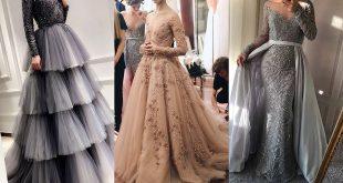صور فستان سواريه , موديل ثوب سهرات