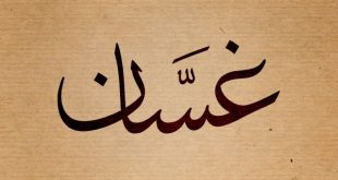 صور معنى اسم غسان , اجمل معاني اسم غسان