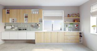 صورة تصاميم مطابخ , كيفيه اختيار ديكورات المطابخ