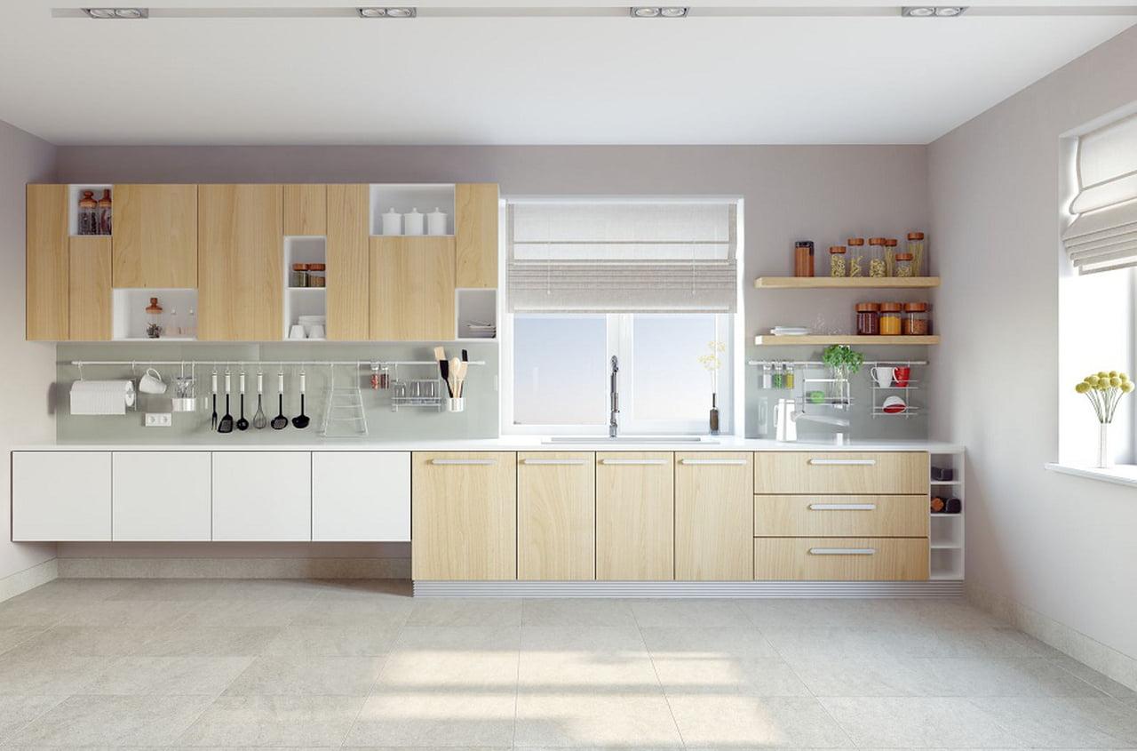 صور تصاميم مطابخ , كيفيه اختيار ديكورات المطابخ
