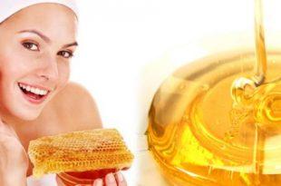 صورة ماسك للوجه بالعسل , قناع العسل للبشره