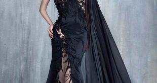 صور فساتين سهره مميزة.كيفيه اختيار فستان سهرة