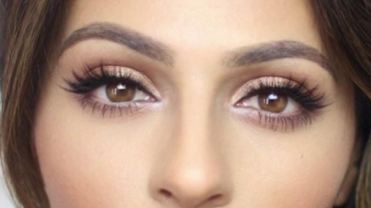 صورة اجمل العيون العسلية , سحر وجاذبيه العيون العسليه