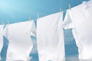 صورة تنظيف الملابس البيضاء , طرق غسيل الثياب البيضاء