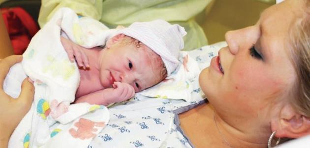 صورة كيفية الولادة , ماهى طرق الولاده