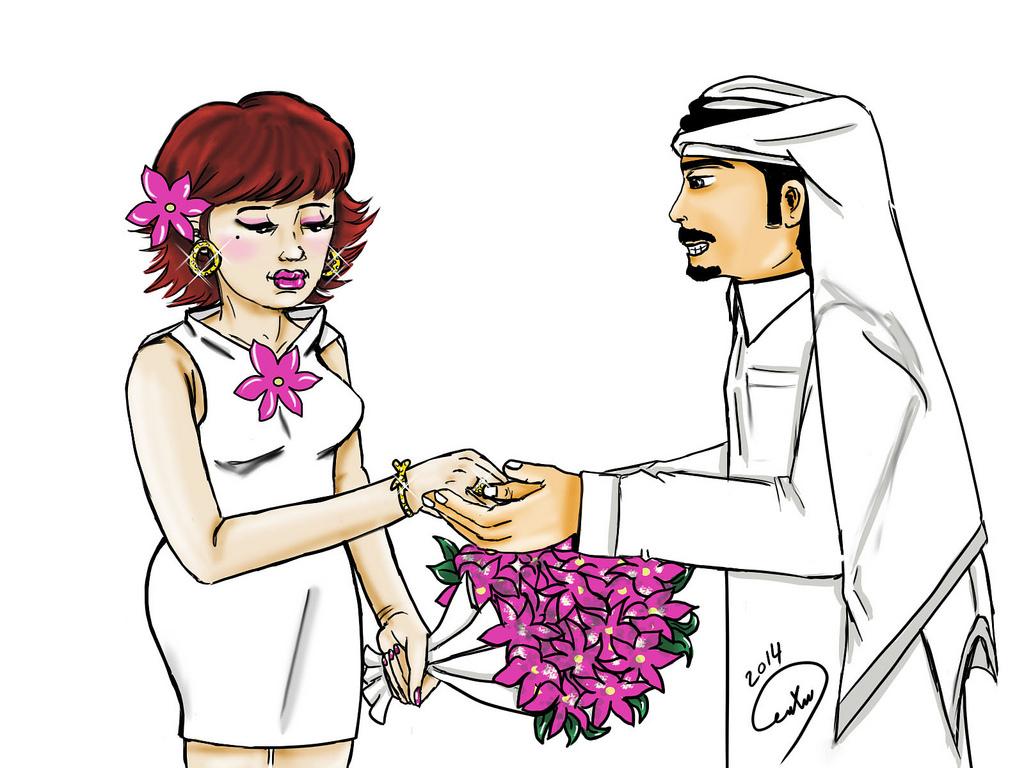 صورة ماهو زواج , ماهى شرعيه زواج المسيار