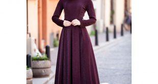 صور صور فساتين تركي , الموضة في الفساتين للنبات للمحجبات