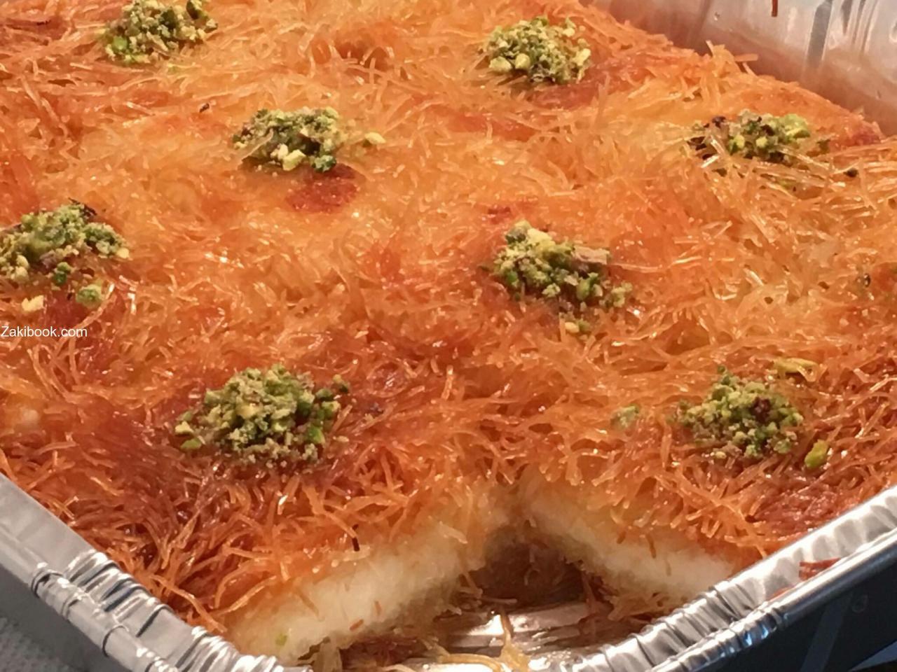 صور حلويات رمضانية بالصور والمقادير , اروع و اجمل حلويات رمضان في عالم
