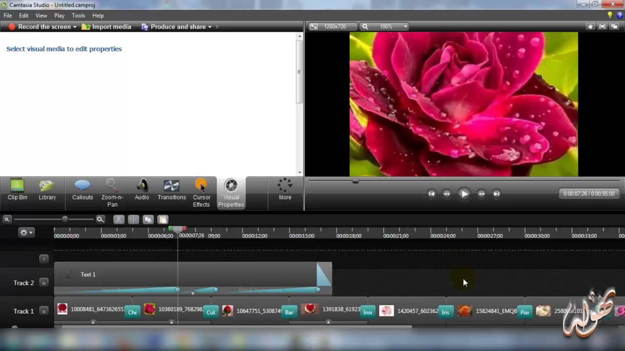 صور عمل فيديو بالصور , شاهد كيف تصنع فيديو بالصور