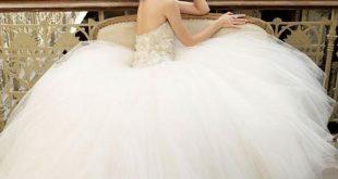 صورة فساتين اعراس جديدة , شاهد اجدد فساتين الاعراس