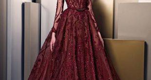 صورة احدث موديلات الفساتين , موديلات فساتين جميله