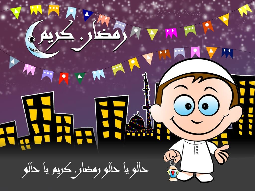 صورة صور عن شهر رمضان.شهر رمضان هو شهر الكرم والاحسان