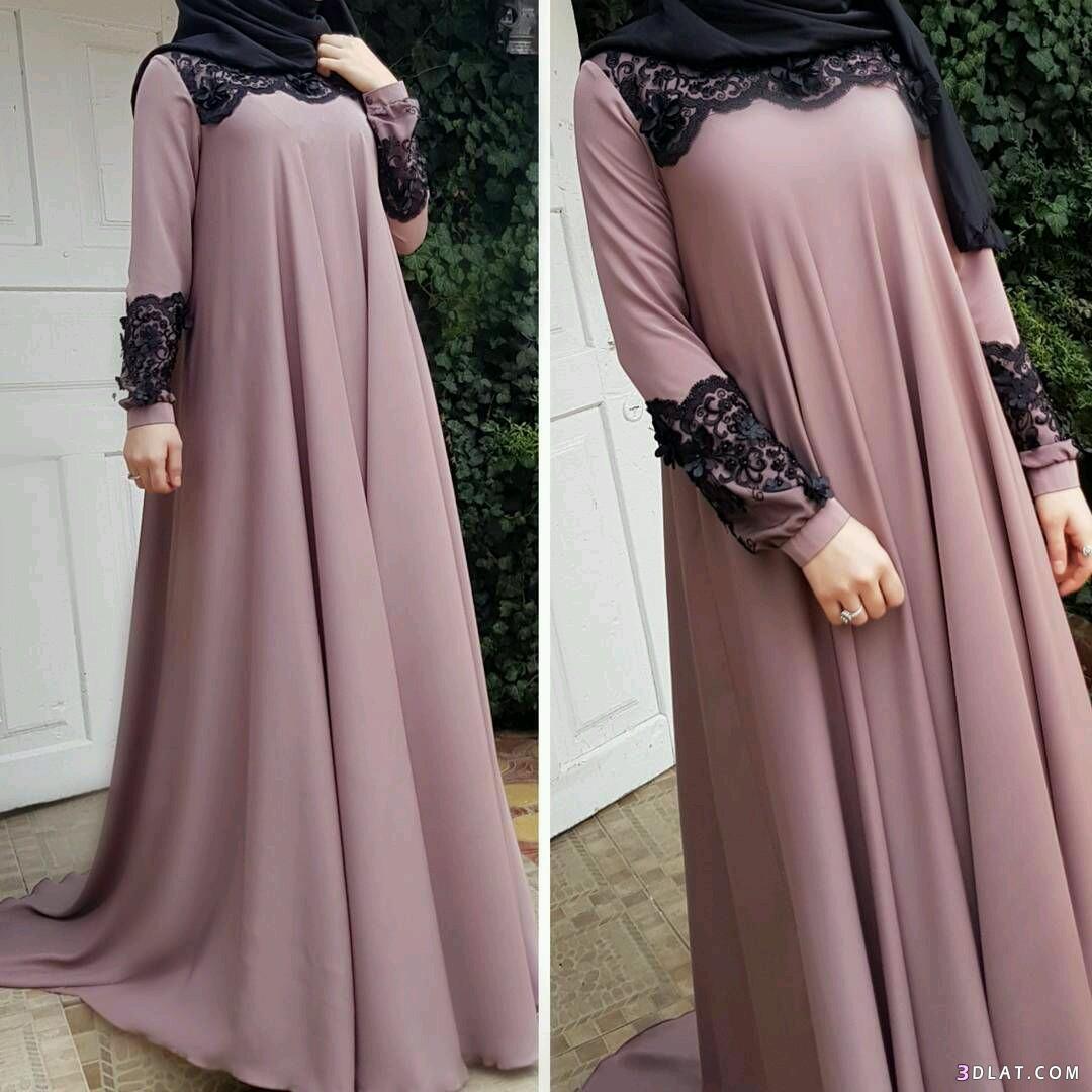 صورة فساتين تركية للمحجبات , اروع الفساتين التركية للبنات المحجبات في غاية اجمال 6453 4