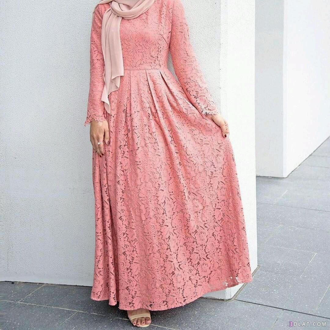 صورة فساتين تركية للمحجبات , اروع الفساتين التركية للبنات المحجبات في غاية اجمال 6453 7