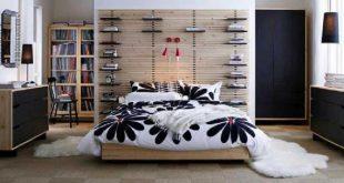 صور غرف نوم ايكيا , شاهد اجمل غرف نوم في غاية الجمال