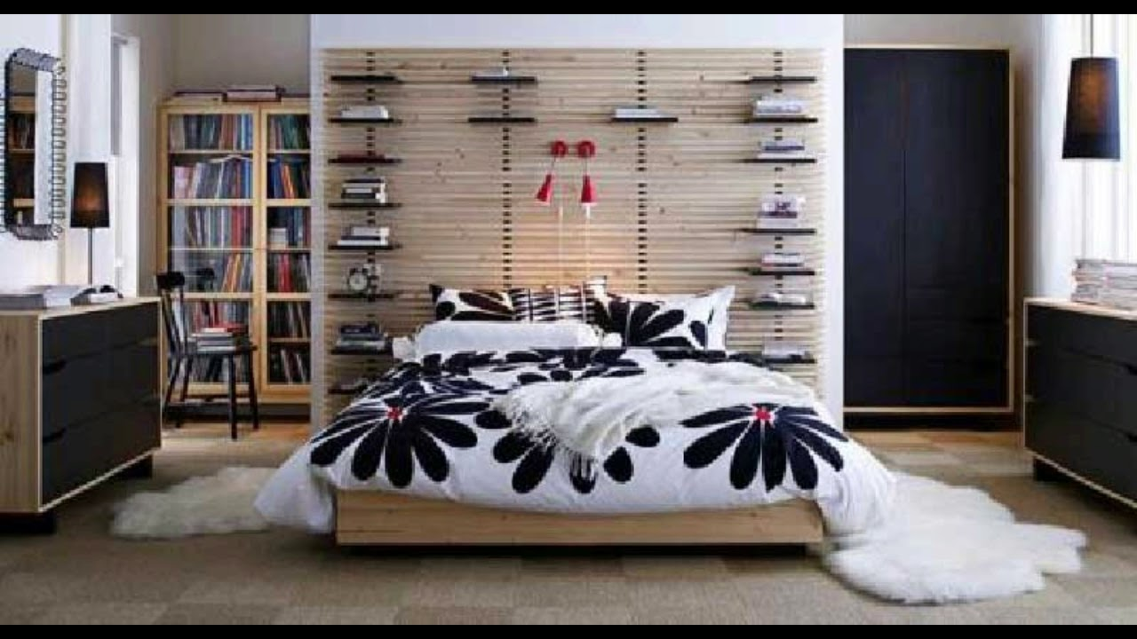 صورة غرف نوم ايكيا , شاهد اجمل غرف نوم في غاية الجمال