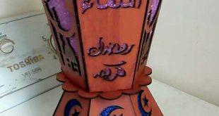 صور فانوس رمضان بالاسماء , تصاميم جديدة للفوانيس بالاسماء
