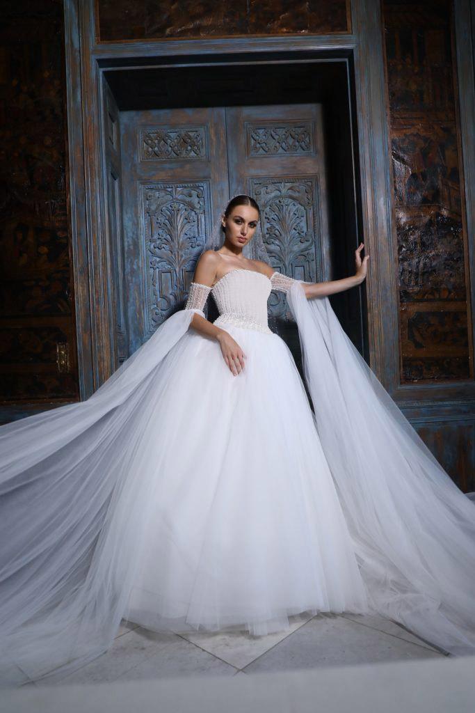 صورة اجمل فساتين الافراح , احدث تصميمات لفساتين الزفاف 13199 6