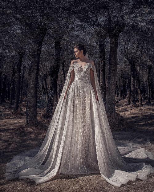 صورة اجمل فساتين الافراح , احدث تصميمات لفساتين الزفاف 13199 8